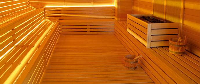 sauna e bagno turco alle terme felsinee di bologna