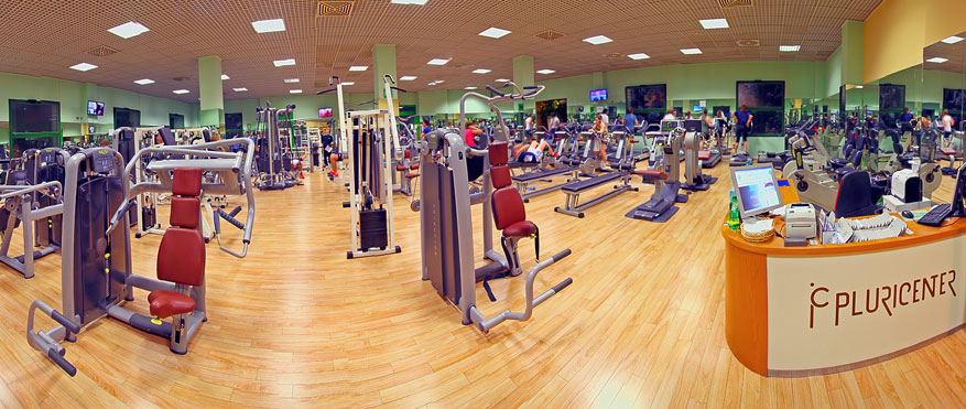 Offerta palestra fitness a bologna centro terme san luca mare termale bolognese - Palestra con piscina ...